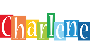 Charlene colors logo
