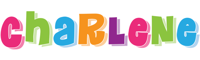 Charlene friday logo