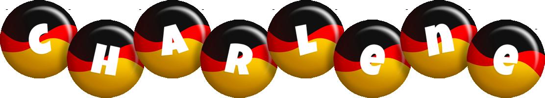 Charlene german logo