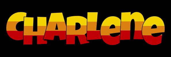 Charlene jungle logo