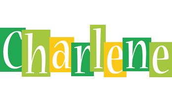 Charlene lemonade logo