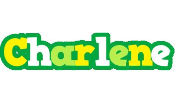 Charlene soccer logo
