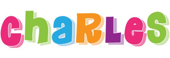 Charles friday logo