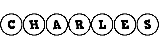 Charles handy logo