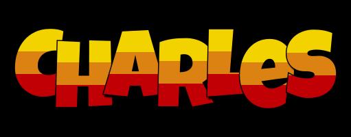 Charles jungle logo