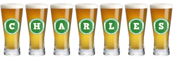 Charles lager logo