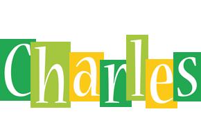 Charles lemonade logo
