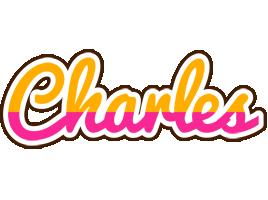 Charles smoothie logo