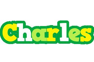 Charles soccer logo