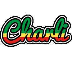 Charli african logo
