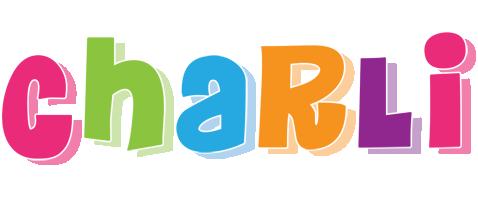 Charli friday logo