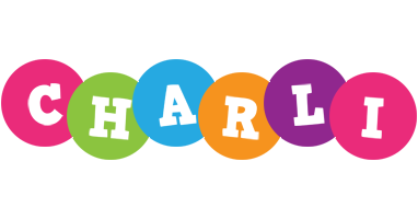 Charli friends logo