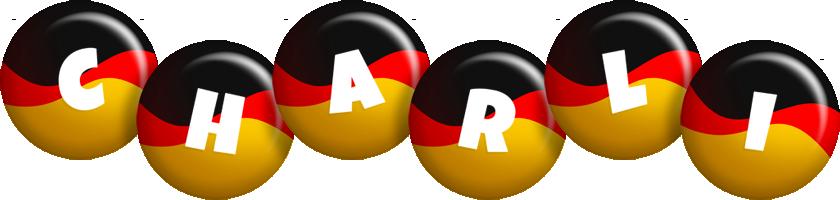 Charli german logo