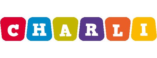 Charli kiddo logo
