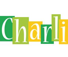 Charli lemonade logo