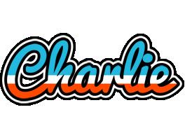 Charlie america logo