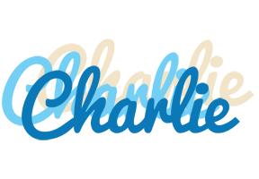 Charlie breeze logo