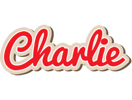 Charlie chocolate logo