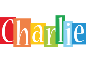 Charlie colors logo