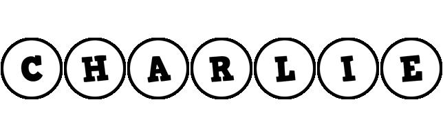 Charlie handy logo