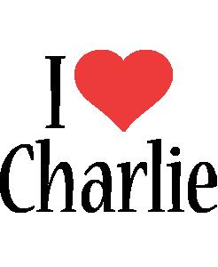 Charlie i-love logo