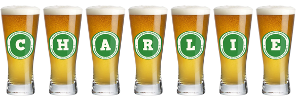 Charlie lager logo