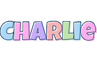Charlie pastel logo