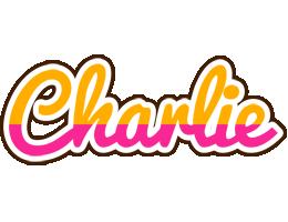 Charlie smoothie logo