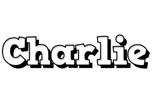 Charlie snowing logo