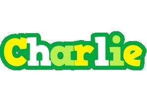 Charlie soccer logo