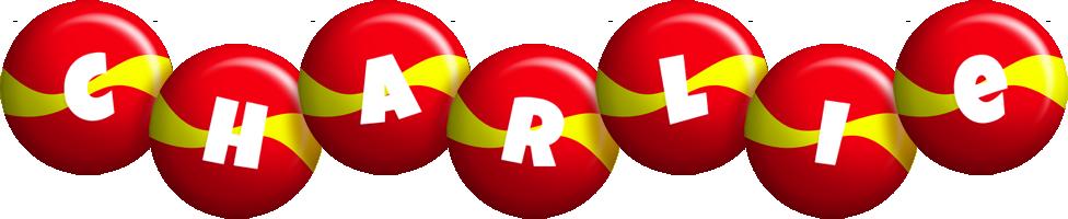 Charlie spain logo