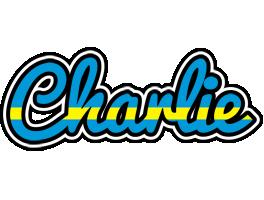 Charlie sweden logo