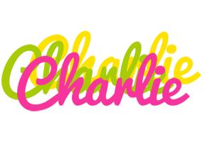 Charlie sweets logo