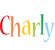 Charly birthday logo