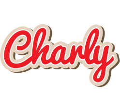 Charly chocolate logo