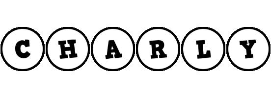 Charly handy logo