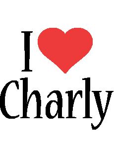 Charly i-love logo