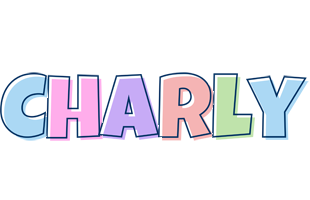 Charly pastel logo