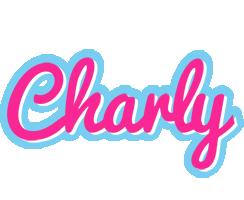 Charly popstar logo