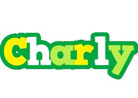 Charly soccer logo