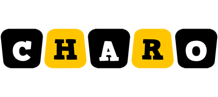 Charo boots logo