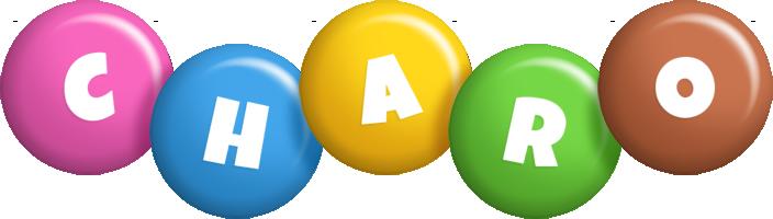 Charo candy logo