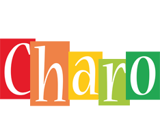 Charo colors logo
