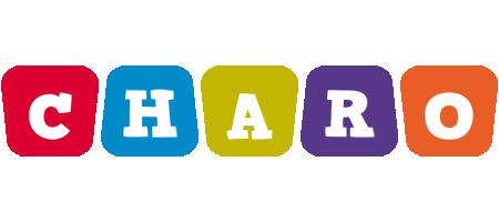 Charo daycare logo