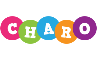 Charo friends logo