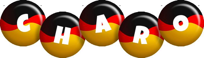 Charo german logo
