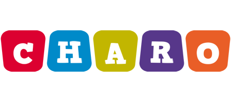 Charo kiddo logo