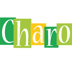 Charo lemonade logo