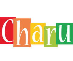 Charu colors logo