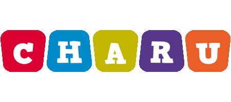 Charu kiddo logo
